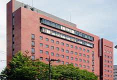 富山マンテンホテル